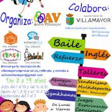 Activa Villamayor presenta sus actividades para el Super Campus de Verano 2021