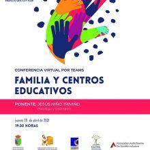 Conferencia «Plan de Convivencia de Villamayor»