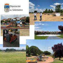 La Diputación de Salamanca, invierte en Villamayor 185.600 €